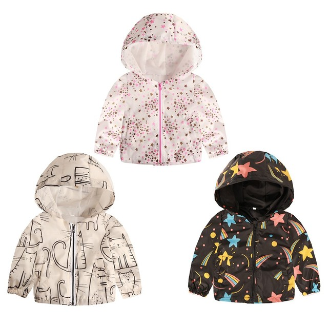 96e82b904150 children clothing coat Toddler Kids Baby Grils Boys Long Sleeve ...