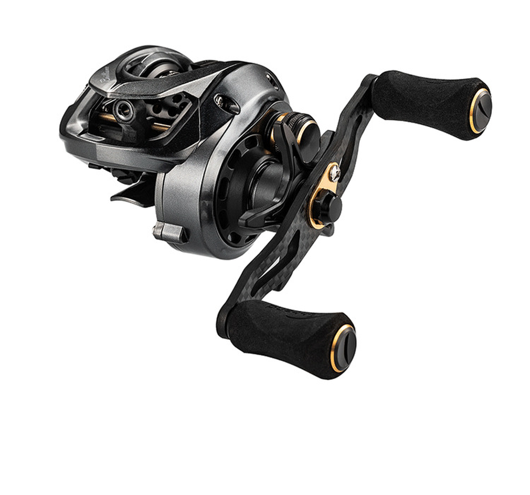 1PC Fishband GH100 Reel Micro material Water Drop Wheel Carbon Ultra light Throwing Dynamic Magnetic Brake Anti explosion Reel in Fishing Reels from Sports Entertainment