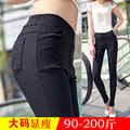 Plus size plus size legging pants autumn thin mm200 high elastic waist skinny pants trousers