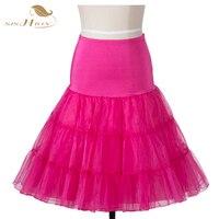 Summer Women Princess Elastic Stretchy Tulle Skirt Sexy Maxi Petticoat Pettiskirt Tutu Skirt Slip 50s Retro