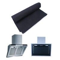 Klimaanlage Aktivkohle Purifier Pre Filter Stoff 100cm * 100cm * 3mm-in Luft-Reinigungsapparat Teile aus Haushaltsgeräte bei