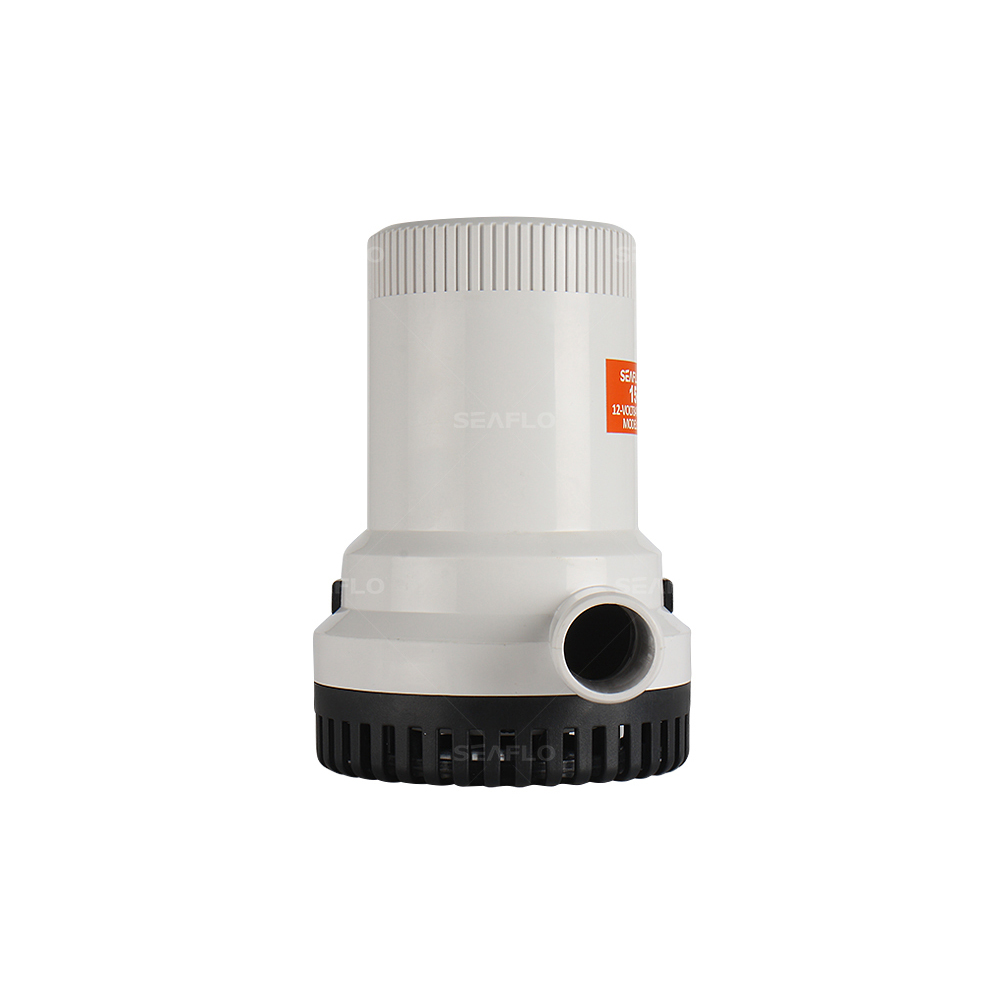 SEAFLO Marine Bilge//Sump Pump 1500GPH 12v Unlike Rule 4 Year Warranty!