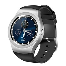 Do bluetooth Relógios Inteligentes para Windows Phone MF3 Círculo Completo da Tela de Toque esporte da aptidão do cartão sim para o iphone 6 6 s apple ios android(China (Mainland))