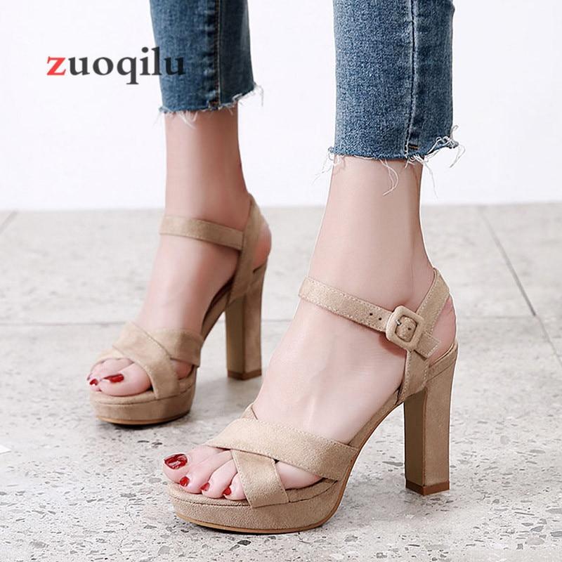 Fanatical-Night Fashion Women Pumps Platform High Heels Shoes,Black,13