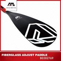 AQUA MARINA SOLID 2019 New SUP Paddle Fiberglass Paddle Inflatable Surfboard Paddle Sup Paddle Sports Kayak Oar 180 220cm