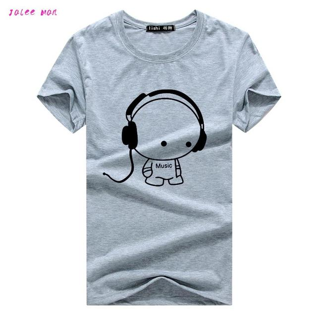 f7f5b474 Jalee Man 5XL Tee Shirt Men Large Size Clothes summer Men T-Shirt 2018  Fashion Printed Cartoon Short Sleeve Music Casual Cotton
