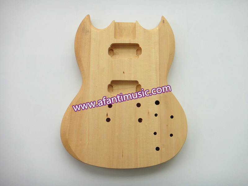 SG guitar body/ AFANTI electric guitar body / DIY guitar body(ASG-210K) цена