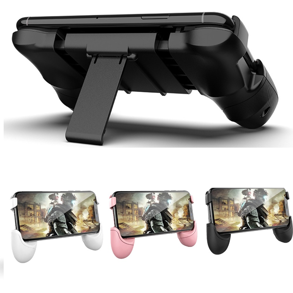 Universal Mobile Legends Mobile Game Joystick Spiral Mini Game GTA Handle Grip Controlle ...