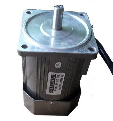 AC 220V 90W Single phase regulated speed motor without gearbox AC high speed motor