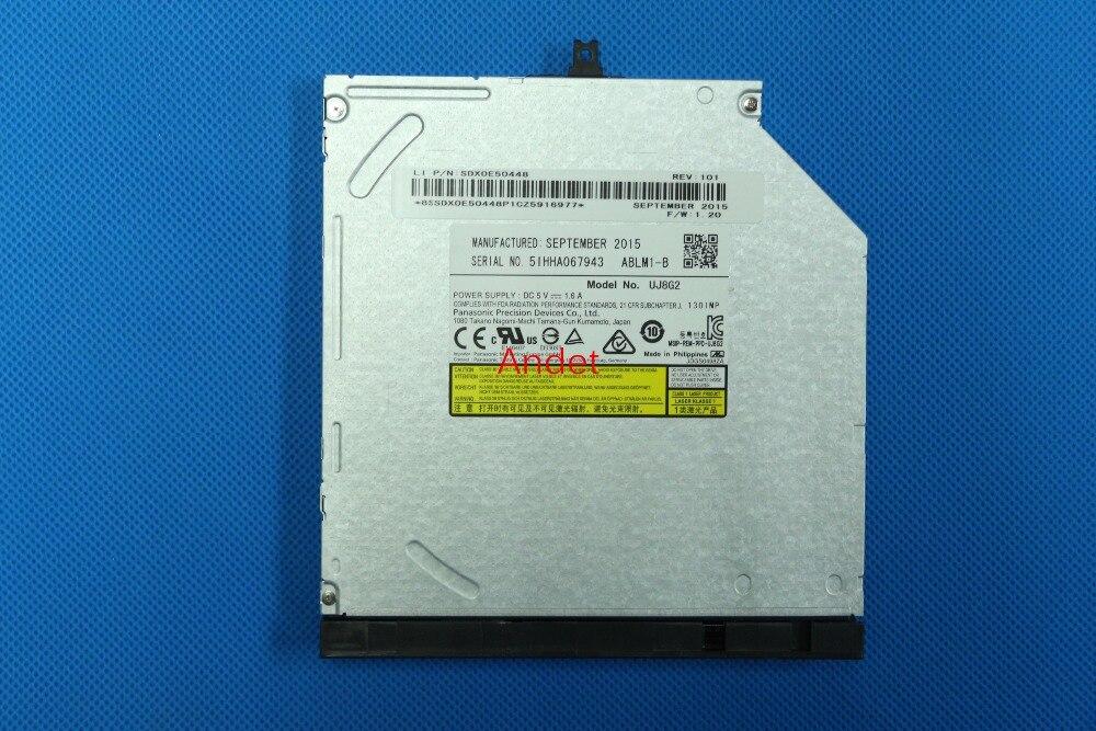 Lenovo ThinkPad L440 L540 Notebook PC Interne DVD RW RAM Graveur CD-RW Lecteur Optique Cas UJ8G2