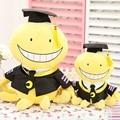 Осьминог Убийство Классе Коро Сенсей плюшевые игрушки милые куклы подарок партии М 30 см и L 45 см