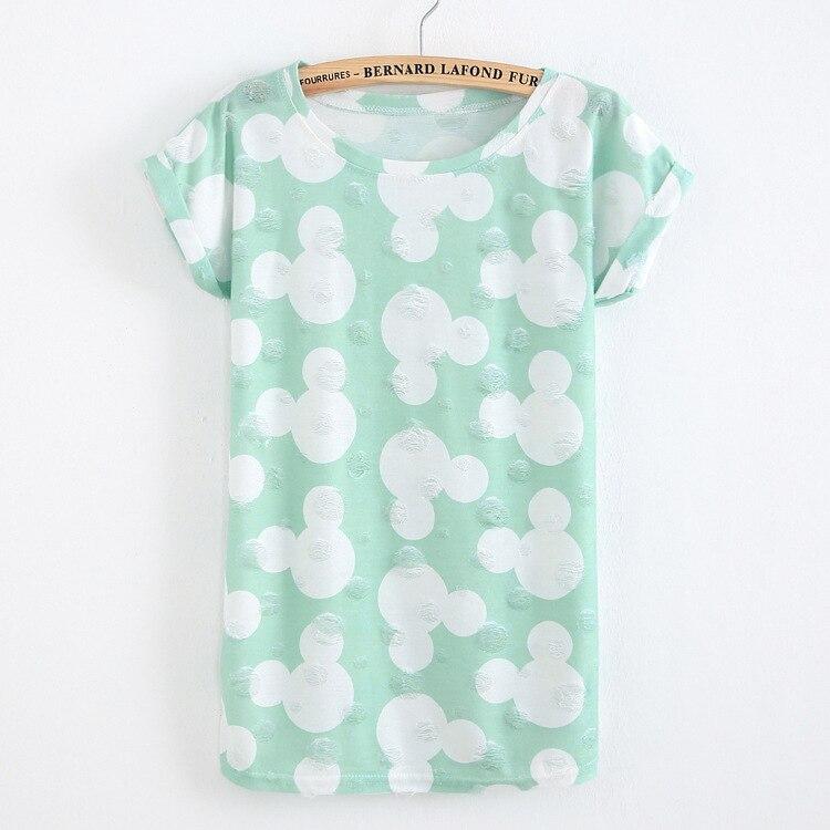 HTB1gV4fPVXXXXbrXXXXq6xXFXXXB - T shirt Ladies short sleeve star print vintage casual T-shirt