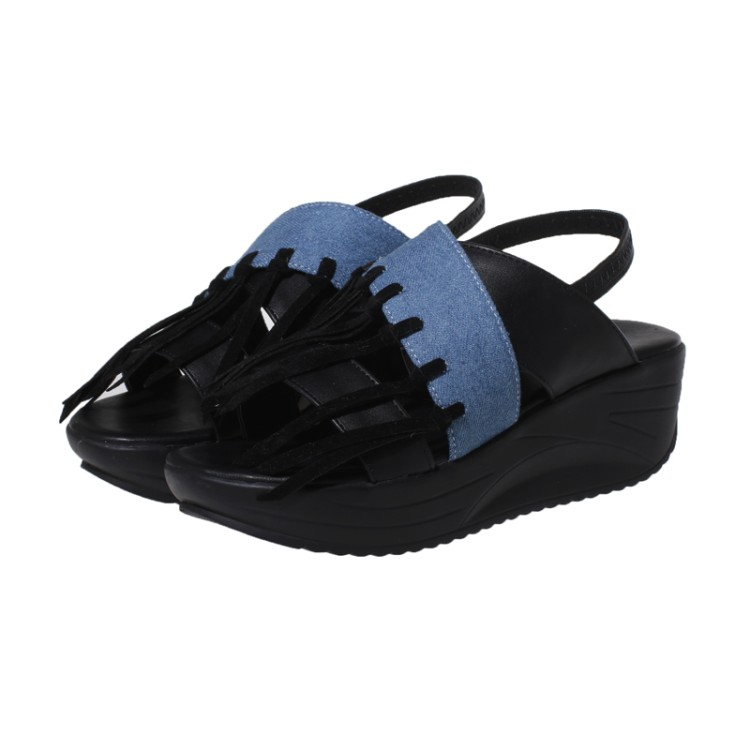 ФОТО Ladies Shoes Direct Selling New Medium(b,m) Plus Size Shoes Women Sandals 2017 Sapato Feminino Summer Style Chaussure Femme 852