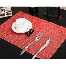 6 Colours Table Placemaat Kitchen Accessories Placemats For Table Mat Drink Coasters Cup Dishes Mug Stand Kitchen Goods