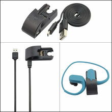VOBERRY Special charging seat USB Data Cable + Charging Cradle For SONY Walkman NW-WS413 NW-WS414 MP3 Charger(China)