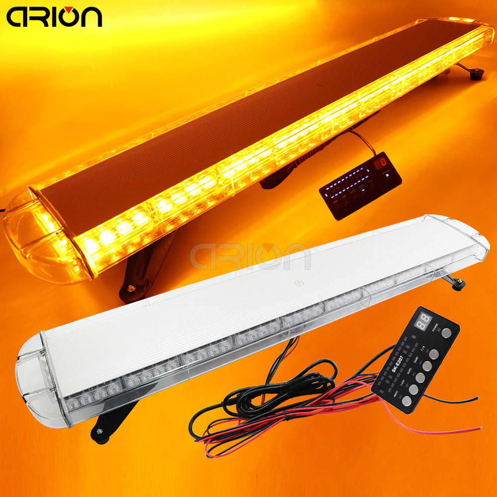 CIRION High Power 47 88W 88 LED Work Lights Emergency Recovery Beacon Wrecker Flashing Strobe Light