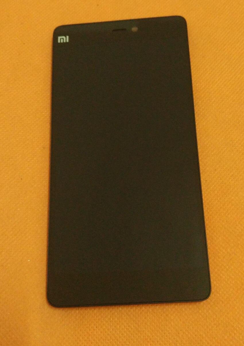 Used Original LCD Display +Digitizer Touch Screen+ Frame for Xiaomi Mi4c Mi 4c Snapdragon 808 Hexa Core 5.0 inch Free shippingUsed Original LCD Display +Digitizer Touch Screen+ Frame for Xiaomi Mi4c Mi 4c Snapdragon 808 Hexa Core 5.0 inch Free shipping