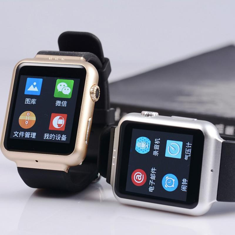 Smart Watch K8 Android 4 4 os font b smartwatch b font with 2M pixels Webcam