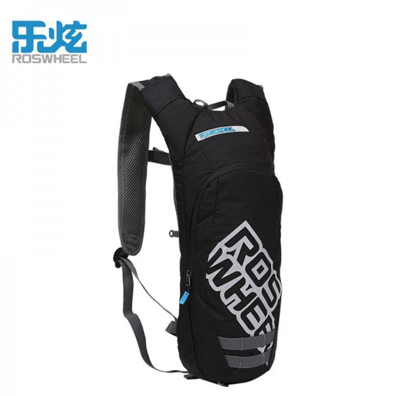 Sac à dos de sacs de bicyclette de ROSWHEEL 2.5L avec le sac de l'eau 2L sac de vélo de route de montagne ultra-léger professionnel de vélo de montagne sac confortable