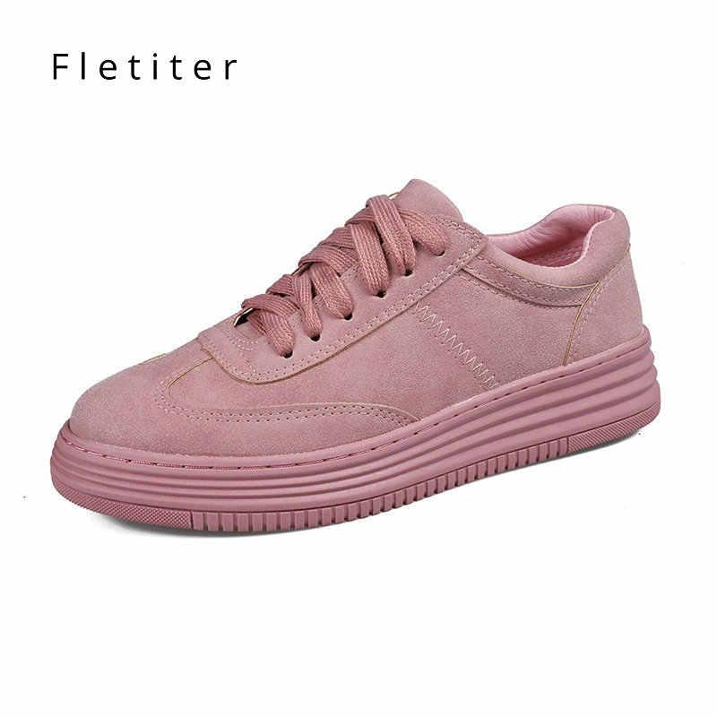 28f7e84f4 Женские кроссовки, белые туфли, весна-осень 2018, женская повседневная обувь  в стиле