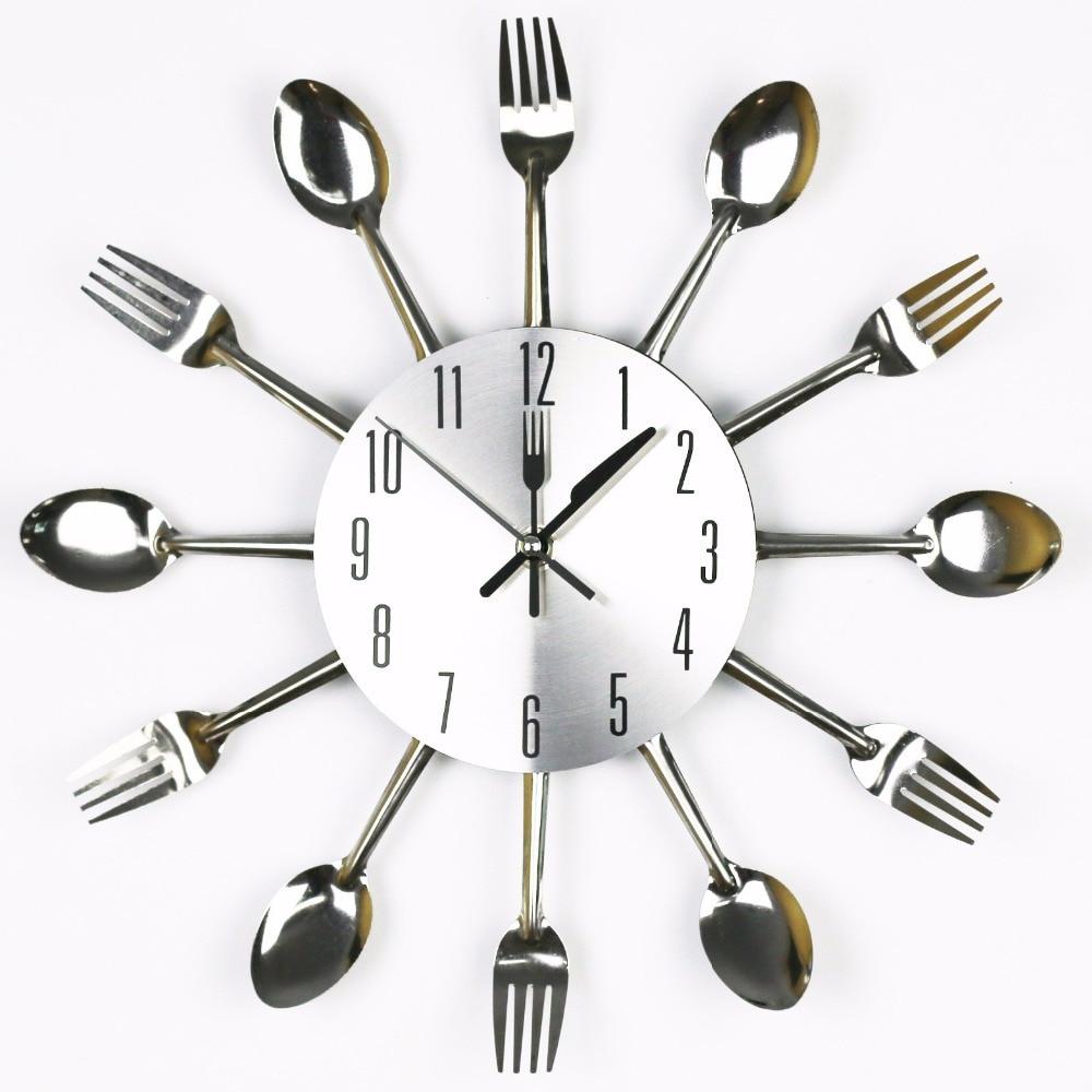 Reloj pared cocina dise o casa dise o - Reloj de pared para cocina ...