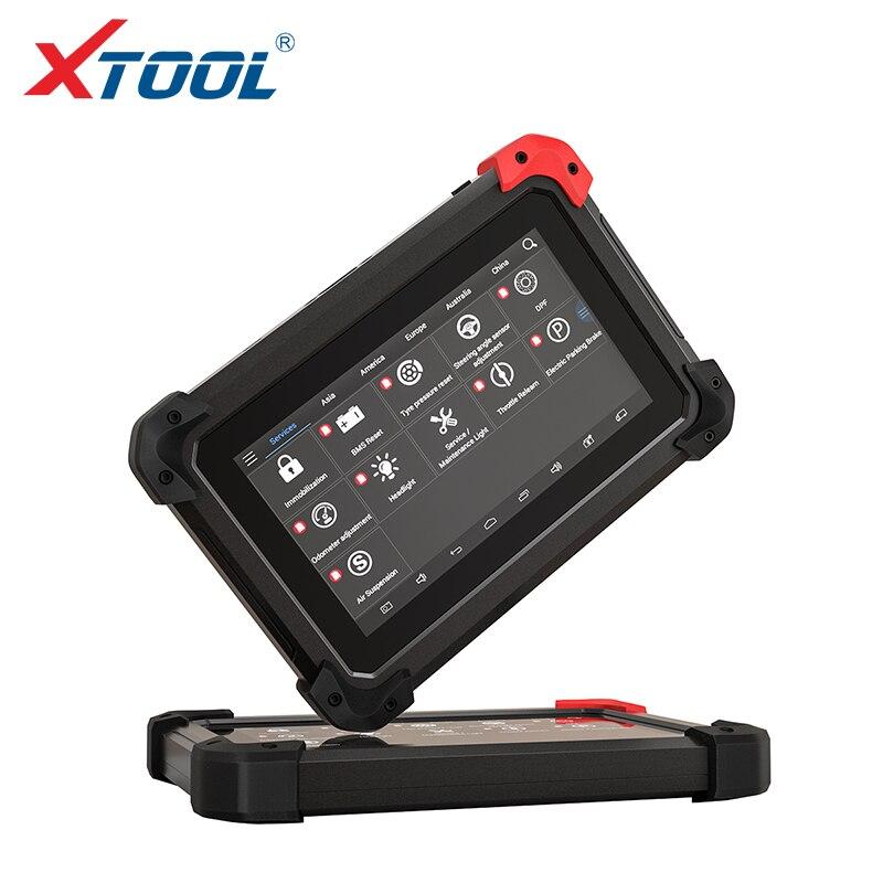 XTOOL EZ400 PRO Professional car diagnostic tool Auto key programmer OBD2 Scanner Code Reader odometer adjustment