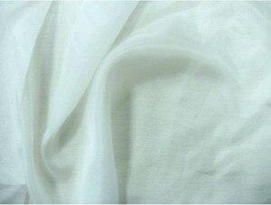 Image 3 - 5 mm Silk Pongee Silk Paj Fabric 100% pure mulberry silk  45 width 18 gsm PFD fabric 20 meters small wholesale