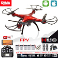 SYMA X5SW X5SW-1 WIFI Drone with Camera FPV Quadcopter X5C HD Dron 2.4G 4CH 6-Axis  RC Helicopter Quadrcopters with 5 Batteries