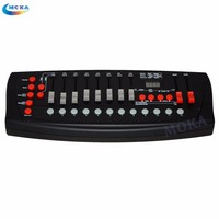Cheap Price 192 DMX Controller Can Support 192 Channels DMX Console For DJ Home KTV Disco