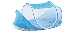 Baby Bed Cunas Baby Crib Spring Summer 0-4 Years Portable Baby Cots Foldable Crib Net Newborn Travel Bed Baby Cradle 105X63X58cm