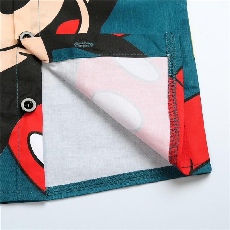 2017 kids Clothes Children Mickey Clothing Sests Costumes for Roupas Infantis Menino Disfraz infantil Boys Shorts +Pants Suits 05