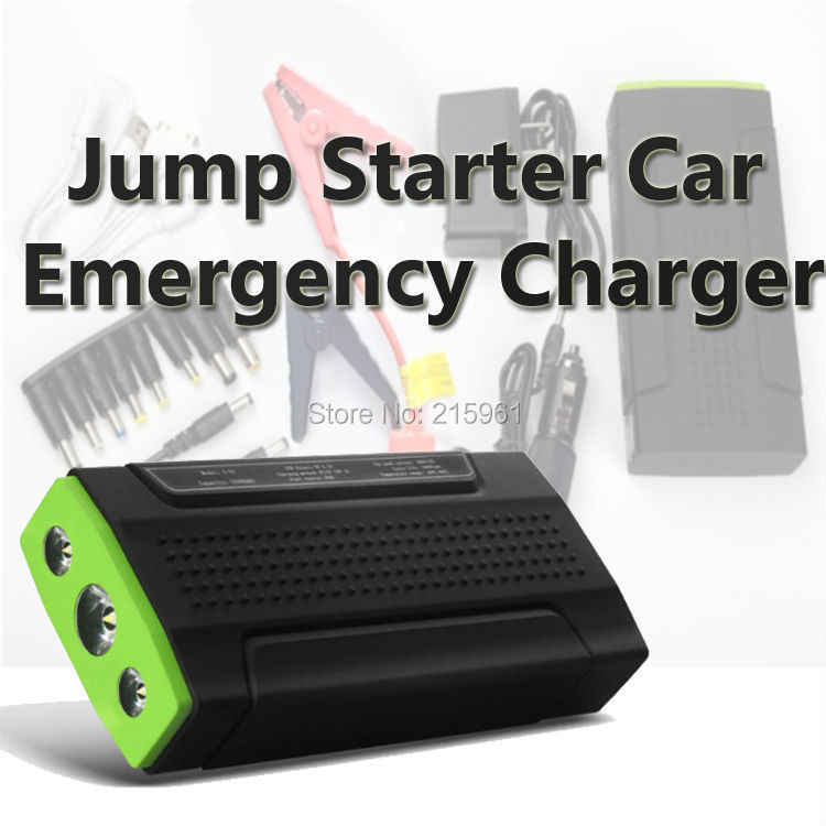 Best sell 12V Multi Function Vehicle Jump Starter Car Kit Motor Emergency Backup External Battery Charger Booster Power