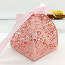 Wedding Favor Box and Bags Sweet Gift Candy Boxes for  Baby Shower Birthday Guests Favors Event Party Supplies цена и фото