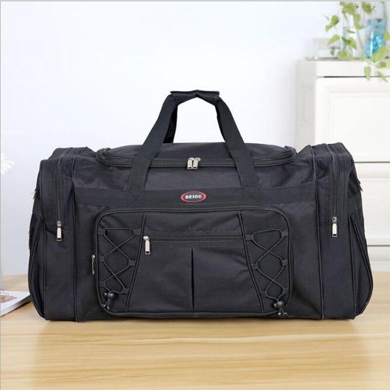 65L Super Big Capacity Training Bag For font b Fitness b font Outdoor Sports Single Shouler