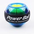 Arco-íris led bola de energia muscular pulso bola trainer relaxar gyroscope powerball gyro braço exercitador strengener equipamentos fitness