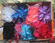 Hair Clips Hair Accessories Hairpin Wrist Cuff HeadBand Corsage Headdresss more colors Flower BD004