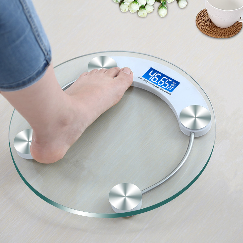 High quality USB rechargeable electronic scales LCD display 180KG / 50g weighing scale gym floor scales 30g 0 001g precision lcd digital scales gold jewelry weighing electronic scale