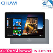 CHUWI Official 10 1 Inch Chuwi Hi10 Pro Tablet PC Intel Atom Z8300 Quad Core 4GB