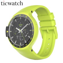 Original Ticwatch S GPS Watch Phone Android Wear Bluetooth4.1 WIFI IP67 Waterproof For Android/iOS Support third-party App