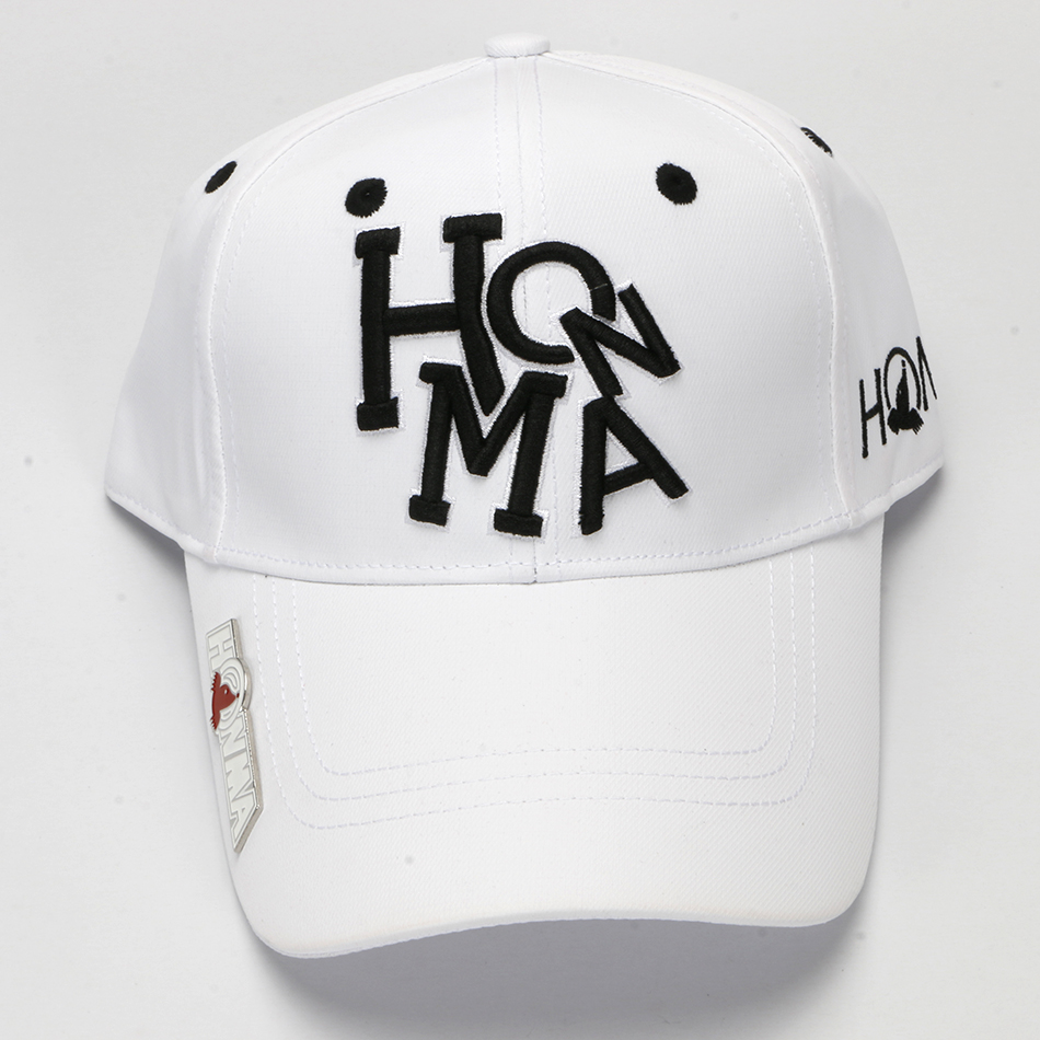 9b9e7d6e1cf HONMA Baseball cap Outdoor hat new sunscreen shade sport golf hat free  shipping-in Golf Caps from Sports   Entertainment on Aliexpress.com