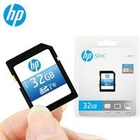 2019 di trasporto del Nuovo HP SD Card 32 gb Classe 10 64 gb 128 gb SDHC/SDXC Scheda Della Fotocamera cartao de memoria 4 K HD DSLR Secure Digital Scheda di Memoria 16 GB
