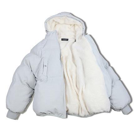 Winter Couples Mushrooms Faux Fur Winter Coats Women s Short Jackets Womens