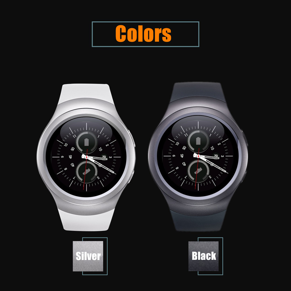 Smartch T11 Nano SIM Card Bluetooth Smart Watch IPS Display Monitor Sleep Tracker Pedometer Smartwatch PK