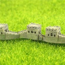 Resin Micro Landscape Decoration Chinese Wall Aquarium Creative Crafts