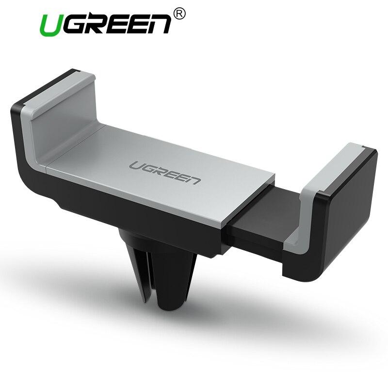 Ugreen Auto Telefon Halter für iPhone 8X7 Mini Air Vent Halterung Halter 360 Rotation Auto Halter für Telefon in Auto Telefon Halter Stehen