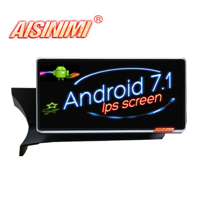 Android 7 1 Car Dvd Navi Player FOR Mercedes Benz C Class W204 2011 2013 car