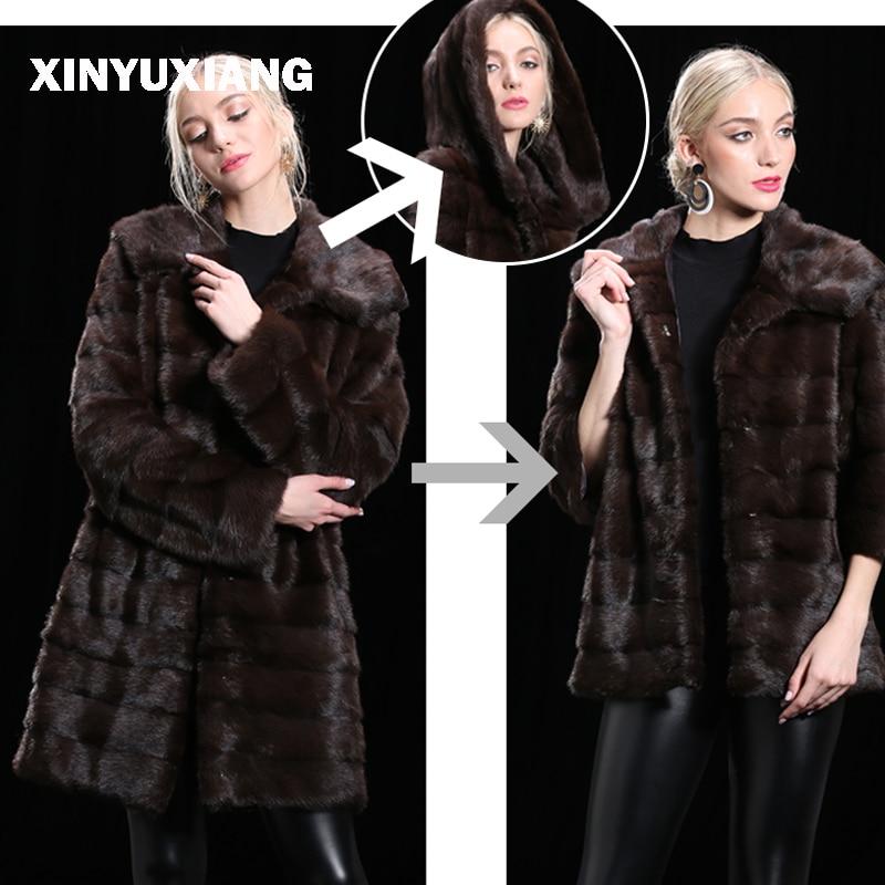 Προσαρμόσιμο πραγματικό γούνινο - Γυναικείος ρουχισμός - Φωτογραφία 2