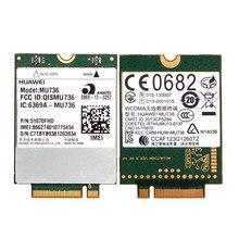 USB 2.0 MU736 Wlan Card LTE 3G Built-in Module WAN HSPA NGFF for Dell
