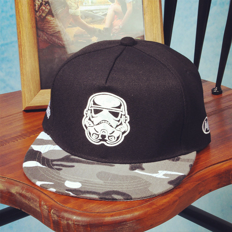 Wholesale 2016 New Brand Star Wars Snapback Caps Cool Strapback Baseball Cap Sports Fashion Hip-hop Hats For Men Women 2016 new new embroidered hold onto your friends casquette polos baseball cap strapback black white pink for men women cap