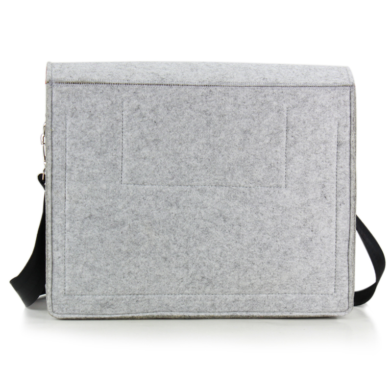 2087 Felt Messenger Bag And Fashion Sling Shoulder For Men School Student In Crossbody Bags From Luggage On